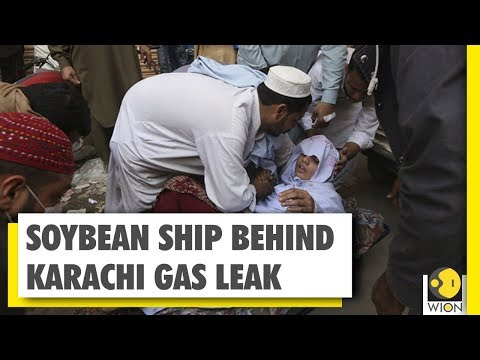 Ship With Soybean Identified As Source | Karachi Gas Leak | WION News | Pakistan News