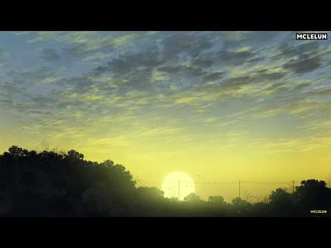 Photoshop Speed Painting – Sunset