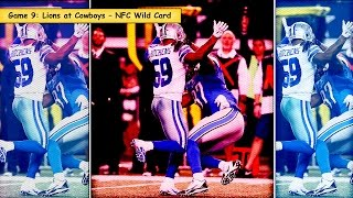Lions vs. Cowboys Wild Card Round highlights (#9 game in 2014)