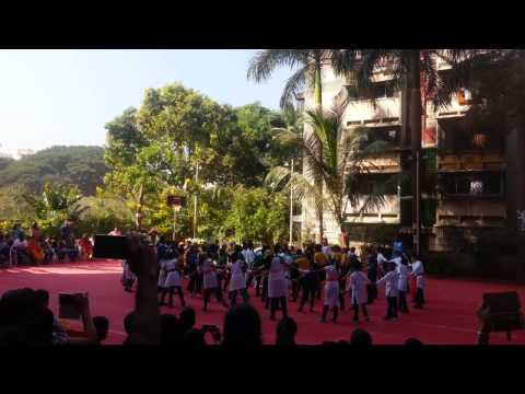 Bombay presidency Int. school Annual sports day.