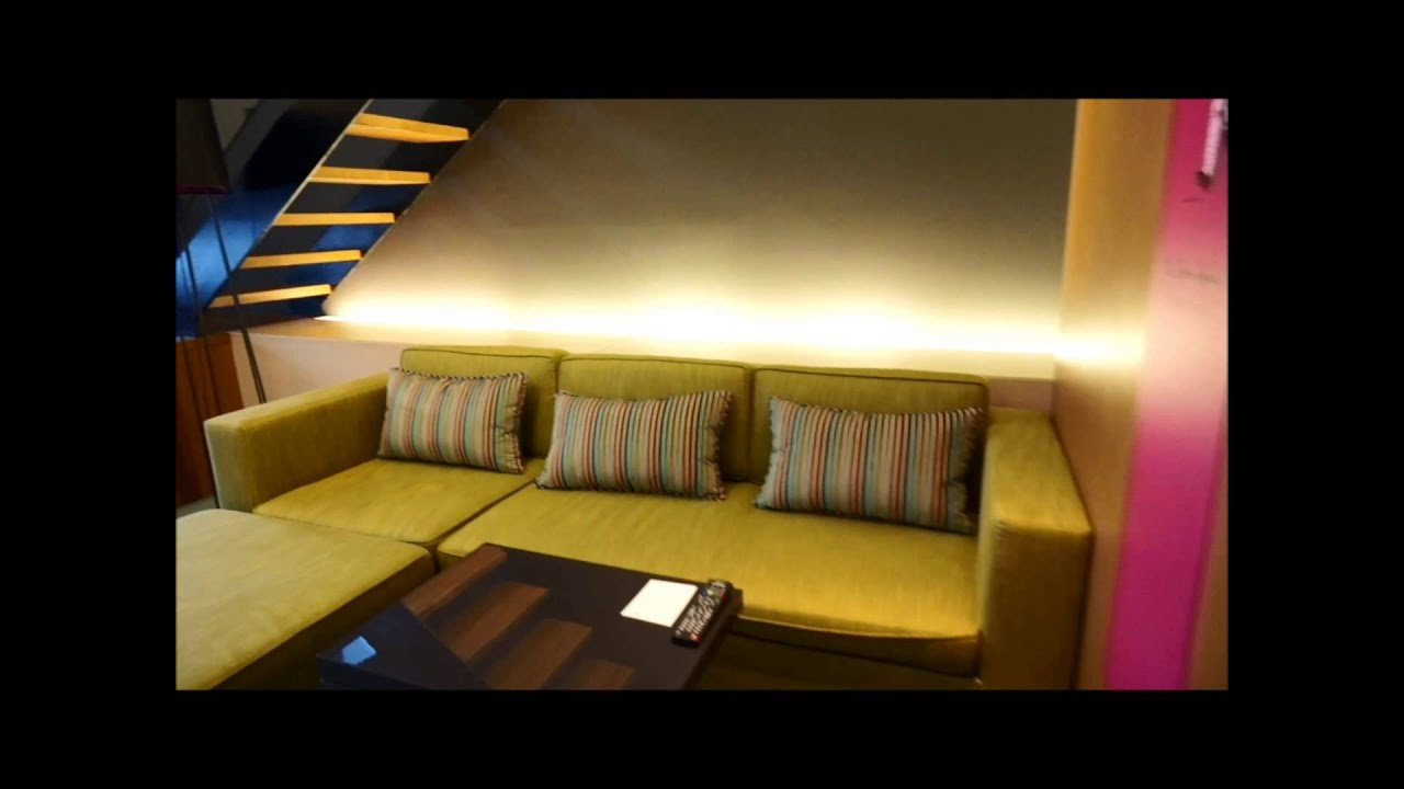the sweet suite at aloft kuala lumpur sentral   review