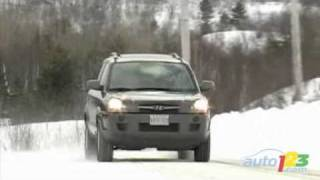 2009 Hyundai Tucson Review by Auto123.com