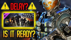 Halo Reach PC DELAY? + ALL ISSUES COMING AT LAUNCH - HALO 1 FLIGHT PC NEWS