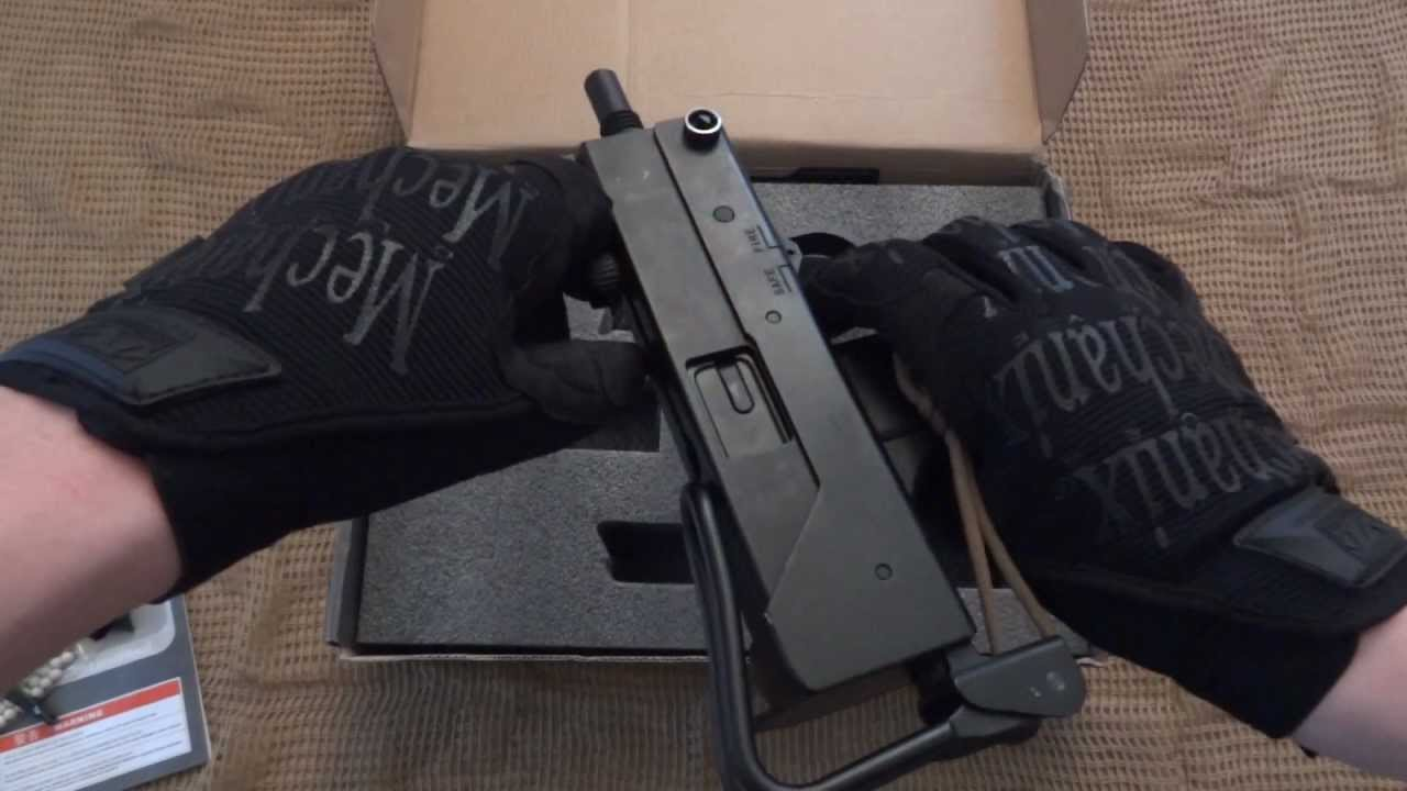 (Review) WELL G11 (M11A1) Gas Blow Back SMG