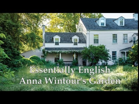 Essentially English: Anna Wintour's Garden on Long Island