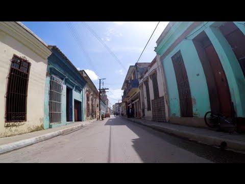 Visitamos la casa donde nacio Javier Romero en Santa Clara, Cuba