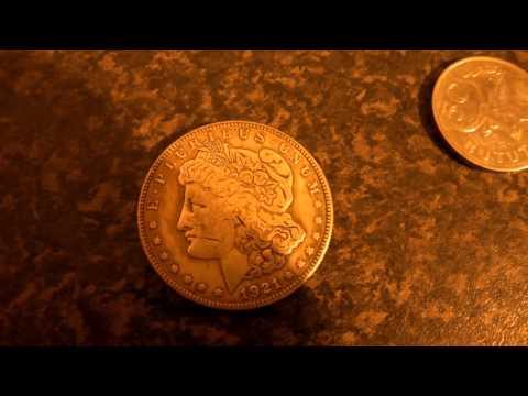 Stung By Fake Morgan Dollar On Ebay