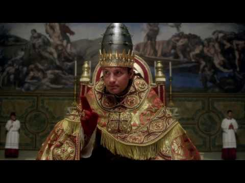 THE YOUNG POPE Trailer (HD) Jude Law Drama Series