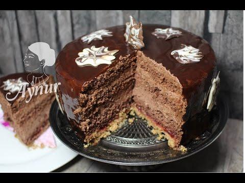 Mirrorglanztorte Schokoladen Torte Silvester Torte Youtube