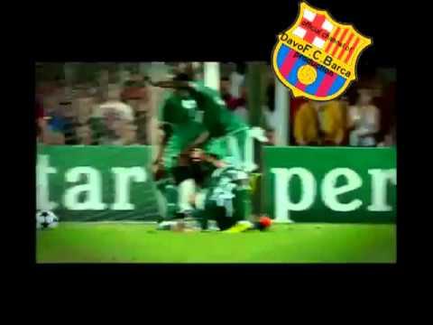 Xavi...Iniesta...Messi...FIFA Ballon D'or 2010 || Best Moments ||