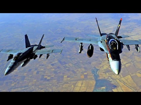 الجيش الأمريكي يقصف فصائل مسلحة موالية لإيران في شرق سوريا  - نشر قبل 43 دقيقة
