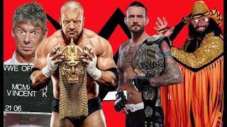 Konnan on: did Triple H block CM Punk returning to WWE?