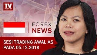 InstaForex tv news: 05.12.2018: Upaya Kriptokurensi untuk pulih: Bitcoin, USDX, EUR/USD