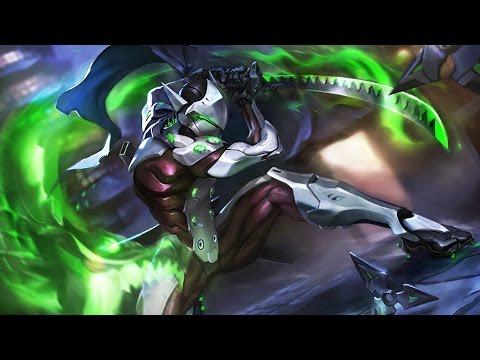 Overwatch - Best Genji Deflect Plays