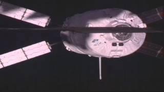 Automated Transfer Vehicle-3 ( ATV-3 ) Edoardo Amaldi Docking Timelapse ISS Expedition 30.avi
