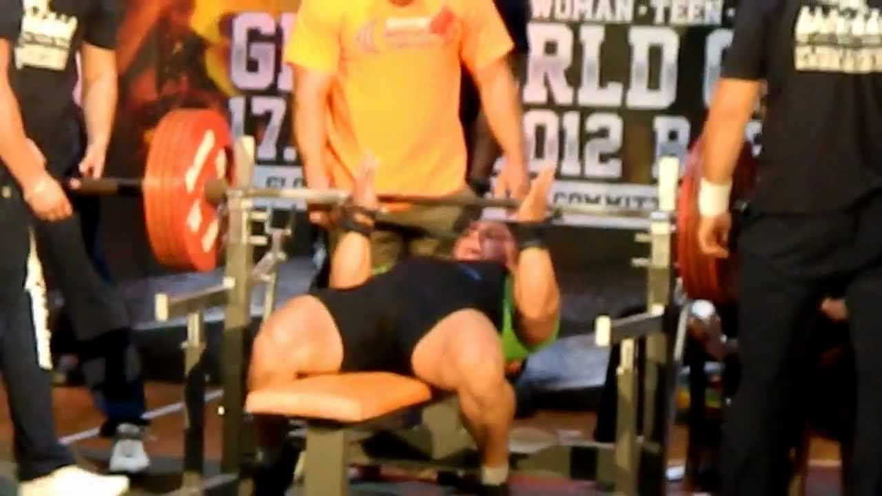 Berek Gábor @ Bench Press 227,5kg