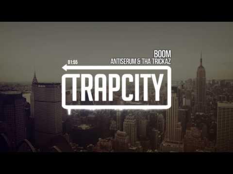 Antiserum & Tha Trickaz - Boom