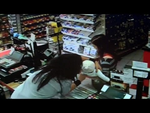 Mom Meets Hero Store Clerk Who Saved Her Baby When She Had a Seizure