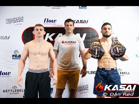 How Did We Get Here? Renato Canuto vs Dante Leon KASAI Super Series