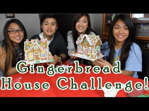 Gingerbread House Challenge!
