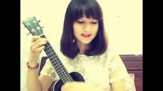 Vâng anh đi đi - ukulele cover by Như Berrii