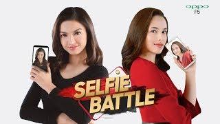 oppo f5 selfie battle