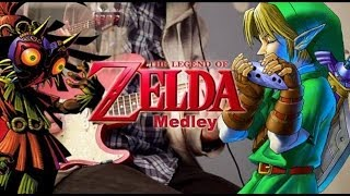 Download Legend of Zelda Medley MP3 song and Music Video