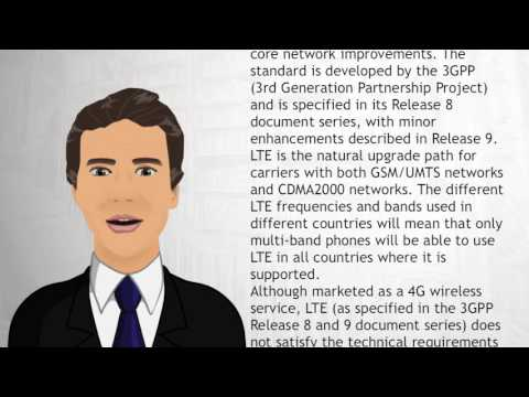 LTE telecommunication - Wiki Videos