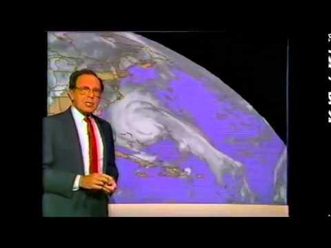 hurricane Gloria 1985