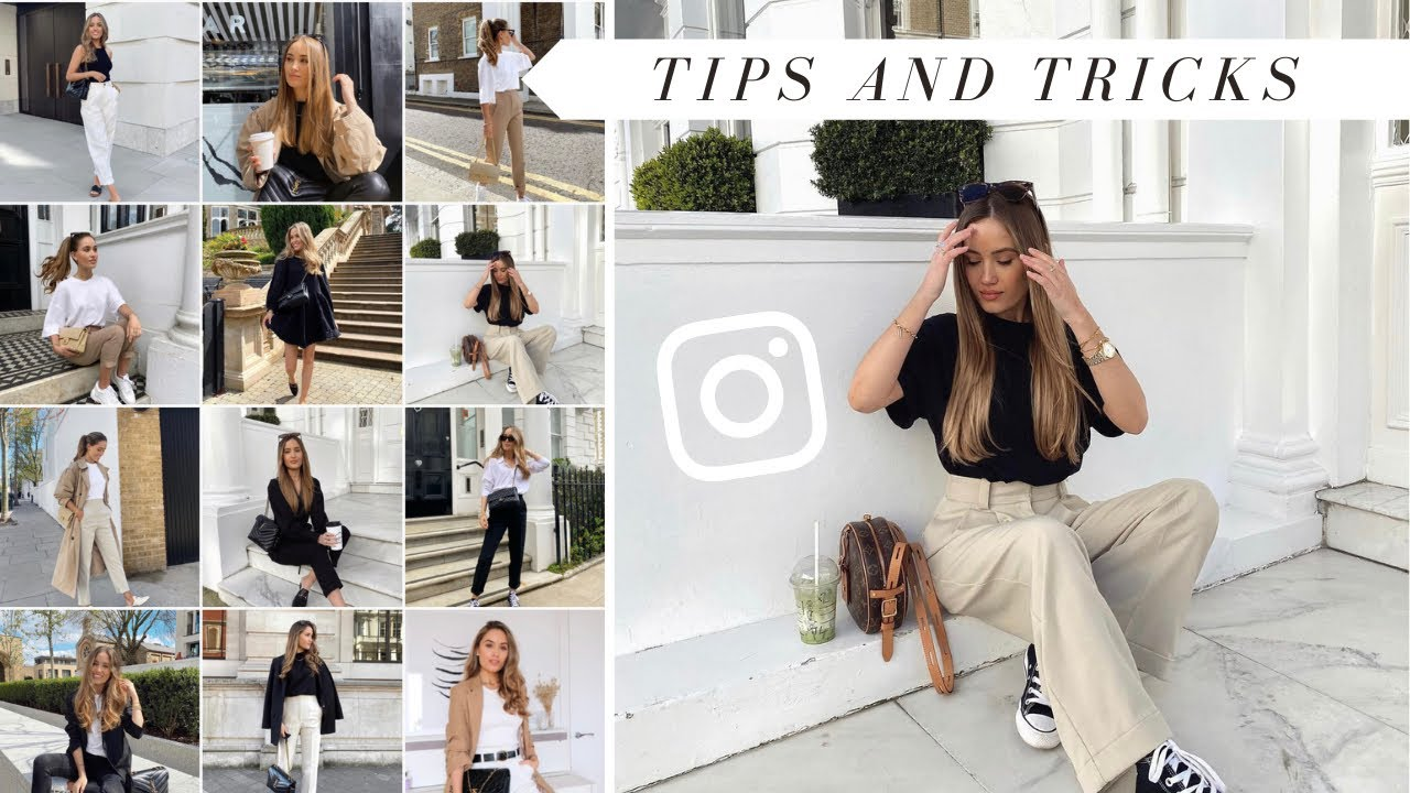HOW I EDIT MY INSTAGRAM PICS + GETTING THE PERFECT PHOTO TIPS! Kate Hutchins