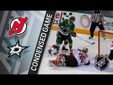 New Jersey Devils vs Dallas Stars – Jan. 04, 2018 | Game Highlights | NHL 2017/18. Обзор матча