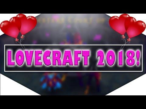 Arcane Legends | LOVECRAFT EVENT 2018!?! [GOLDEN COLOUR TITLE!]