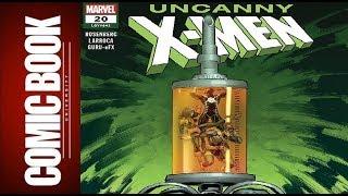 Uncanny X-men #20 | Comic Book University