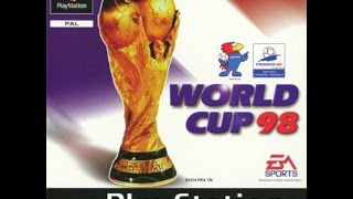 World Cup 98 (PS1)