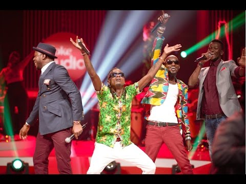 Jingle Bells: Toofan & Radio and Weasel, Coke Studio Africa