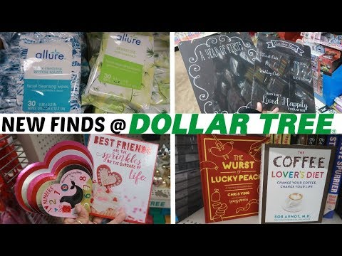 DOLLAR TREE * NEW FINDS / COME WITH ME
