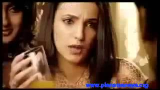 Sanaya Irani in Slice Soft Drink Ad