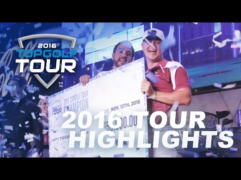 Highlights | 2016 Topgolf Tour | Topgolf
