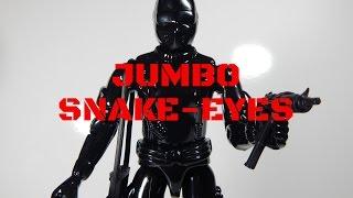 Gentle Giant Jumbo 1:6 G.I. Joe Snake-Eyes Review