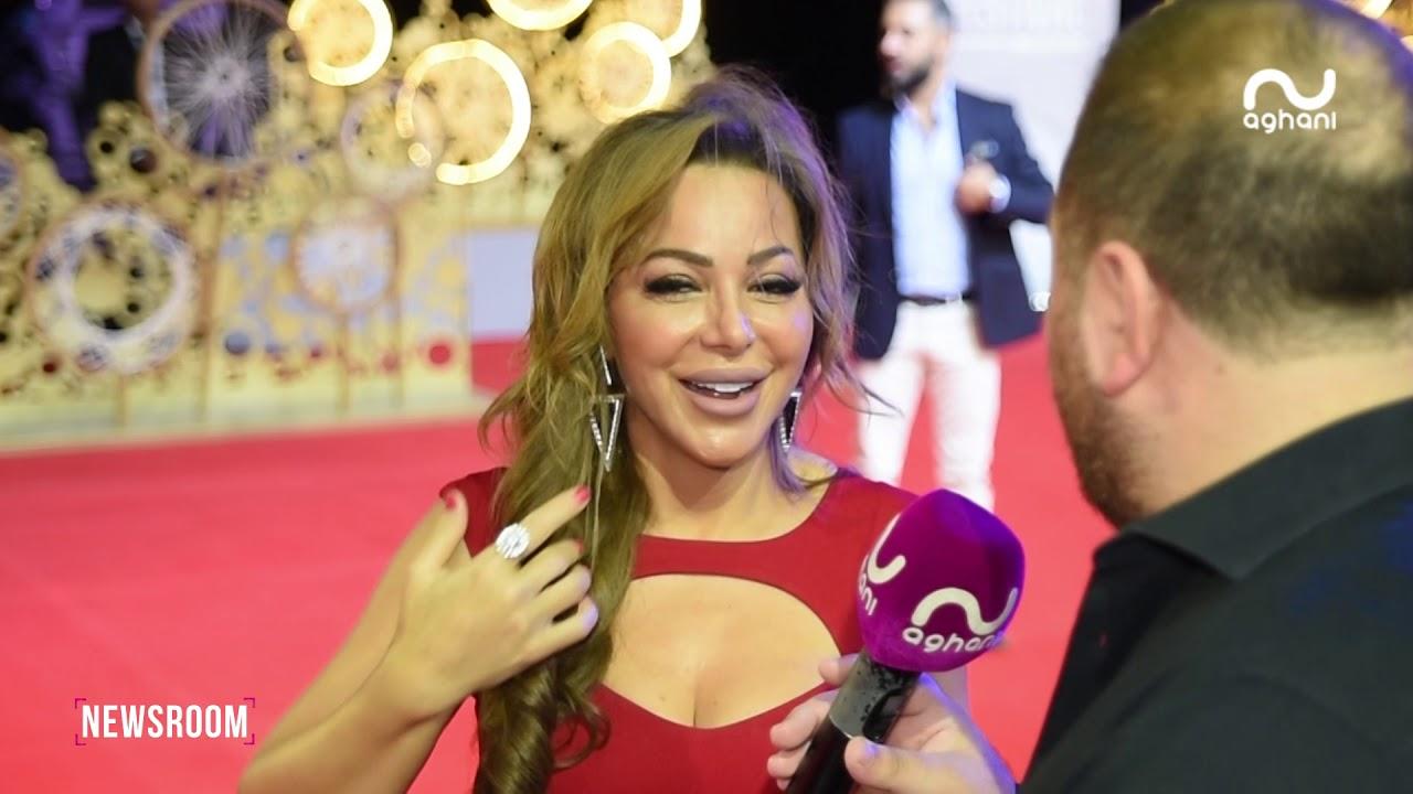 أغاني أغاني تجمع سوزان نجم الدين، سلافة معمار وقيس الشيخ نجيب في لقاء مشترك من مهرجان الجونة!!