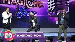 Download lagu PAKAI HATI!! Abdel dan Gilang Roasting Master Deddy Eh Dibales - Magicomic Show