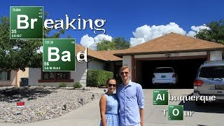Breaking Bad Albuquerque Tour