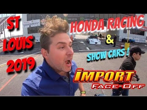 Import Face-Off St. Louis 2019 Teaser w/1000hp Honda, Haters, & Rain OH MY! Full vid coming soon..