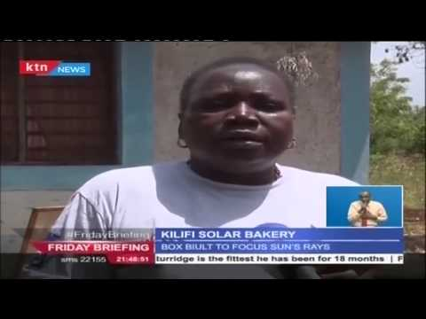 KILIFI SOLAR BAKERY: Women tap solar baking business