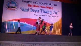 Trường Tiểu học Phước Hòa 1 - Mặt trời bé con - Quang Vinh