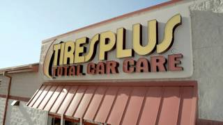 Tires Plus TV Commercial - Get There From Here