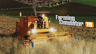 RzepaK z Najlepszym Kombajnistą   Wakacyjni Rolnicy ⭐️ Farming Simulator 19
