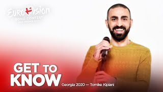 🇬🇪: Get To Know - Georgia 2020 - Tornike Kipiani
