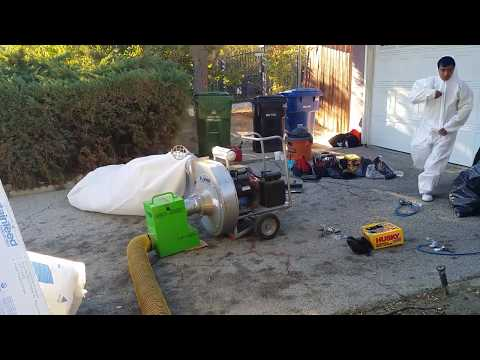 Insulation Installation - Reseda (Energy Green Builders)