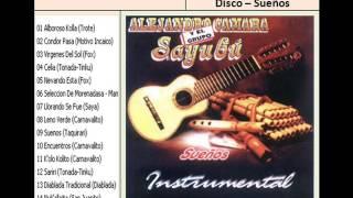 Alejandro Camara y el Grupo Sayubu - Disco - Sueños